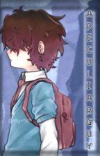 『A Peculiar Guy』(YuriAyatoXTrans.Male!Reader) +doodle ☆•Yarichin Bitch Club•☆ by AlyxRycx