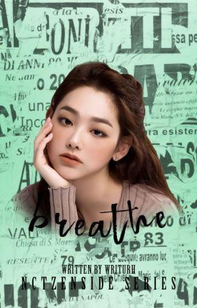 breathe › xiaojun fanfic. by writurh