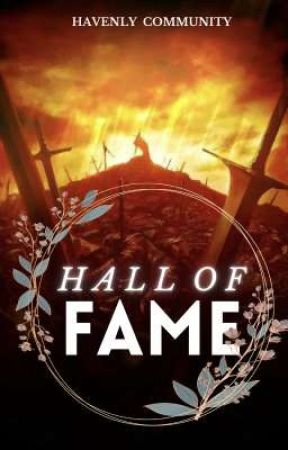 HALL OF FAME  by Mordeyfey