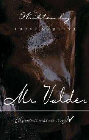 Mr. Valder ✓ by Indahmendung