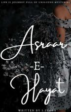 Asraar-e-Hayat by Henuviya_Sheikh