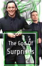 The God Of Surprises by mariemarvelm