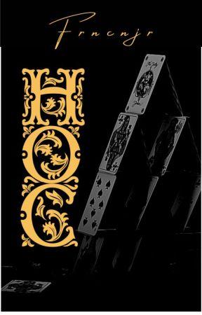 House of Cards by hueningmoon