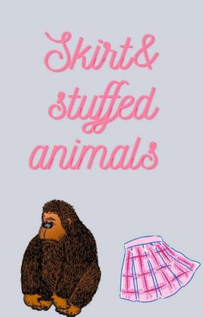 skirts and stuffed animals  by imhavingyour_baby