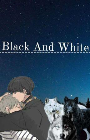 Black And White 《 KooKMin》  by Karmaklk
