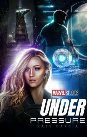 Under Pressure ↺ Tony Stark   Iron Man by katiagarciad