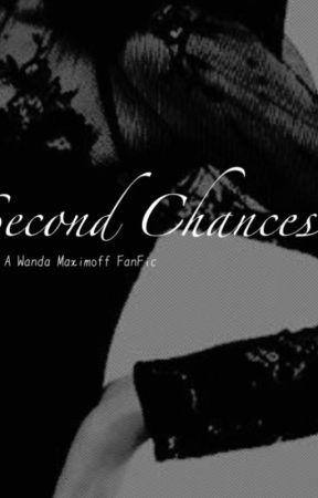 Second Chances | 𝐖𝐚𝐧𝐝𝐚 𝐌𝐚𝐱𝐢𝐦𝐨𝐟𝐟 by Weirdest__Lesbian