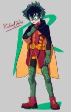 Izuku Grayson: Son Of Nightwing  by Devdog756