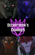 Decepticon's Charges by Pluviophiledragon