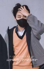 Wrong Number • jeongwoo ✓ by sjunghannn_k