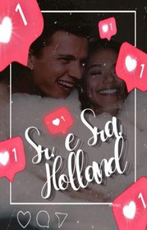 Sr. e Sra. Holland by HelenaMorning