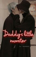 Daddy's little monster by miekokth