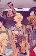 Percy Jackson Fanfics  by Saans1512