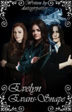 Evelyn Evans-Snape || Charlie Weasley by daisyjrpotter5