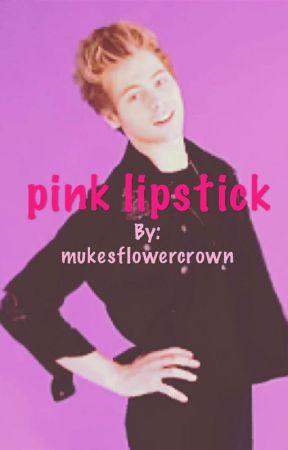 pink lipstick•{muke} by mukesflowercrown