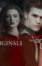 Vampire Diaries/Originals Smut by MultiFanStories_Simp