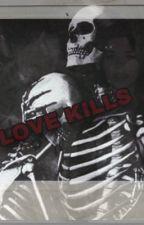 LOVE KILLS//j.h x n.b by Elpida035