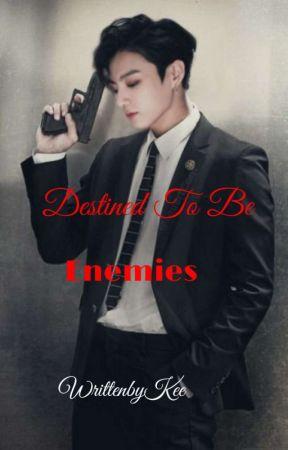 Destined To Be Enemies   JJK  by WrittenbyKee