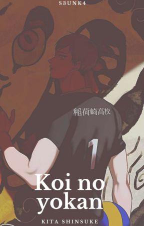 Prioridades [Kita Shinsuke] ¡EDITANDO! by S3UNK4