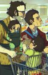 The family Kaspbrak Tozier cover