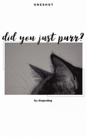 did you just purr?   ladynoir by dragwnbug