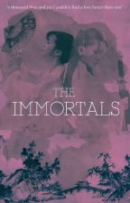 The Immortals [GxG] by chaotic_mist