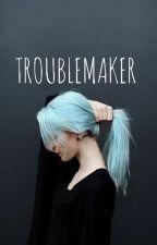 Troublemaker (Divergent Eric ) by Blueskittles151