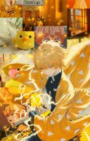 Save me! Zenitsu X Reader by Kokichis_wifey