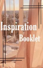 Inspiration booklet  by inspostory_writer