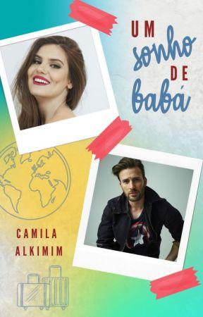 Um sonho de babá by CamilaAlkimim