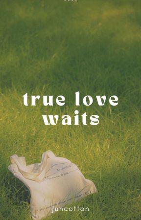 true love waits by juncotton