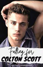 Falling for Colton Scott (boyxboy)  by fitz_lostwanderer