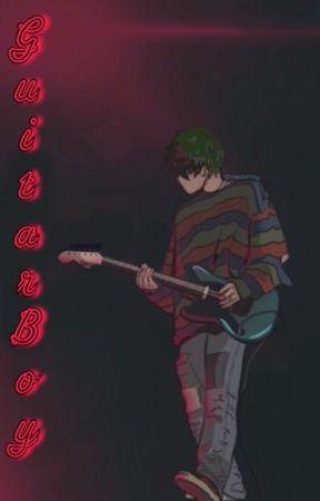 Guitar Boy by Pikabitchh