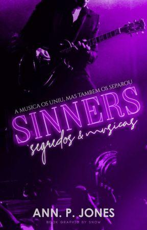 SINNERS: Segredos & Músicas #1 by parrishjones