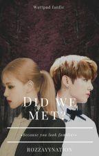 Did we met? by Naylizim