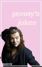 penny's jokes by ilyharry-