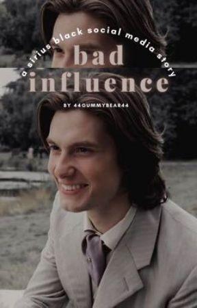 bad influence | sirius black by 44gummybear44