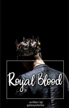 ~Hugo/Thor//Scorbus~ Royal Blood by galaxystories