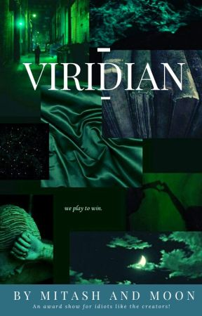 The Viridian BTS Awards by sakachokul