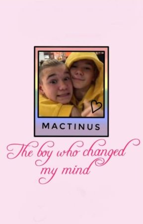 The Boy Who Changed My Mind by GayStories_Mactinus