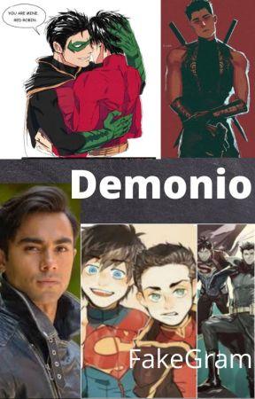 Demonio  FakeGram by SoyDamianWayneAlGhul