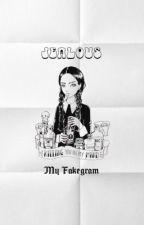 ❛ jealous ⭑ my fakegram by o-olympe