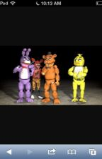 Five nights at freddys by Gorgia1taylor2