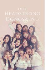 Our Headstrong Dongsaeng - IZ*One by XuYanJing107