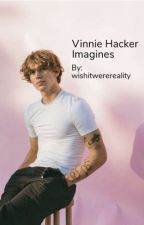Vinnie Hacker Imagines by wishitwerereality
