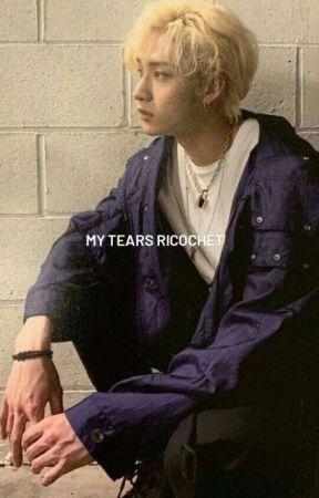 My Tears Ricochet by kayipdoktor