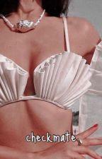 checkmate , graphic shop by EspressoPatronum454