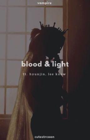 Blood & Light by cutestrcoon