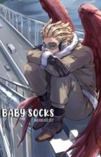 Baby Socks | Hawks x reader by shigirakisgf