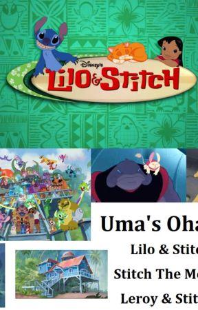 Uma's Ohana: Lilo and Stitch Fanfic by BiancaEvans2